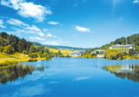 Hotel Seeblick in Kirchheim im Hessischen Bergland Seepark