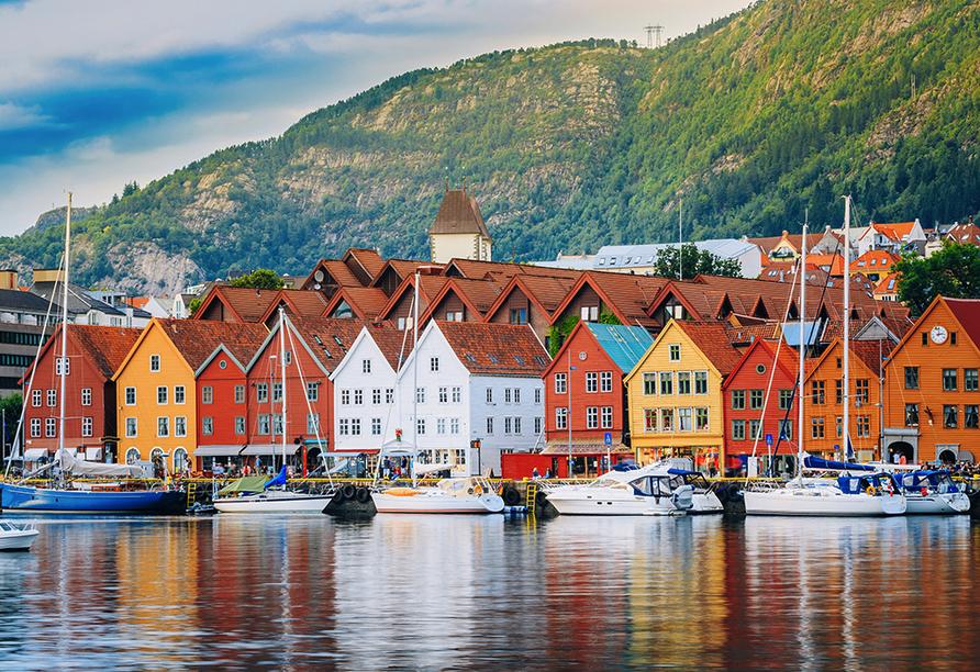 Costa Fascinosa, Bergen