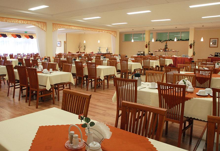 Hotel Kurhaus Bryza in Kolberger Deep an der polnischen Ostsee Restaurant