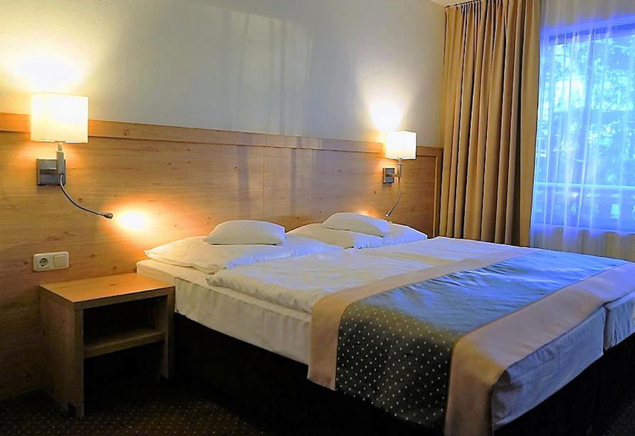 Land-gut-Hotel Zum Alten Forsthaus, Zimmerbeispiel
