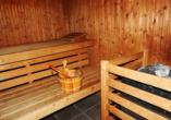 Land-gut-Hotel Zum Alten Forsthaus, Sauna