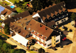 Land-gut-Hotel Zum Alten Forsthaus, Außenansicht