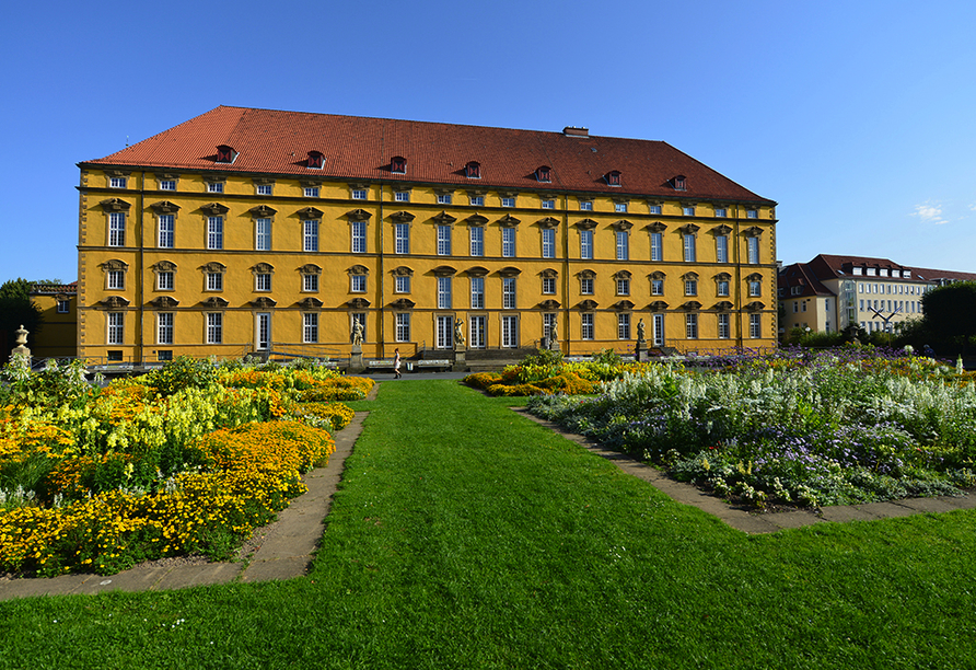 Best Western Hotel Hohenzollern in Osnabrück, Schloss