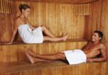 Best Western Hotel Hohenzollern in Osnabrück, Sauna