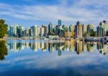 West-Kanada-Reise, Vancouver