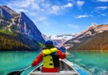 West-Kanada-Reise, Lake Louise