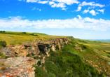 West-Kanada-Reise, Head-Smashed-In Buffalo Jump