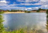 Sport- & Vital-Resort Neuer Hennings Hof in Perleberg, See