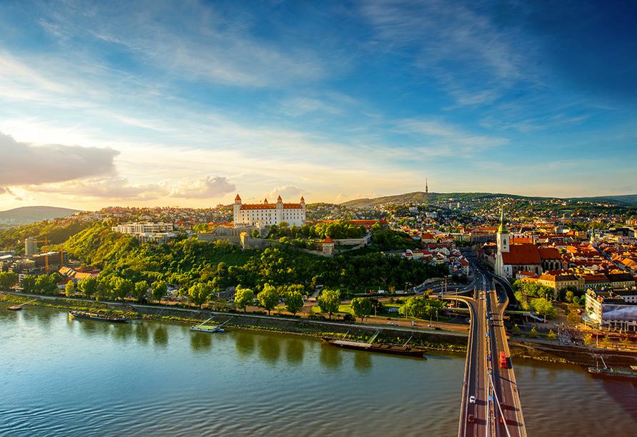 MS Adora, Bratislava