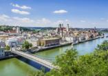 MS Adora, Passau
