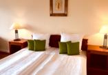Landhotel am Sonnenhang in Pleystein, Zimmerbeispiel