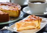 Landhotel am Sonnenhang in Pleystein, Kaffee und Kuchen