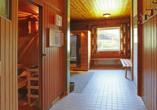 Hotel Seehof in Welsberg, Sauna