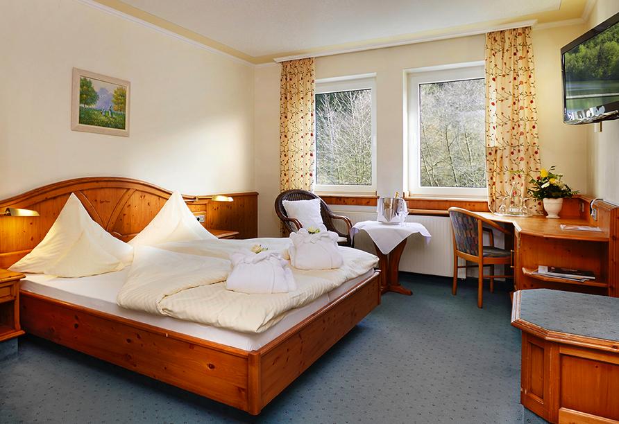 Hotel Landhaus Wacker, Zimmerbeispiel Komfort