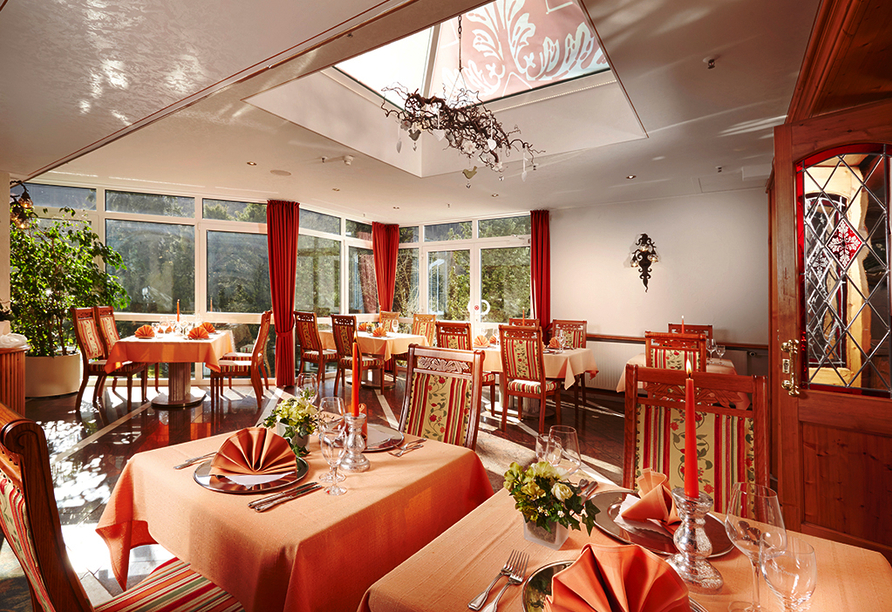 Hotel Landhaus Wacker, Restaurant