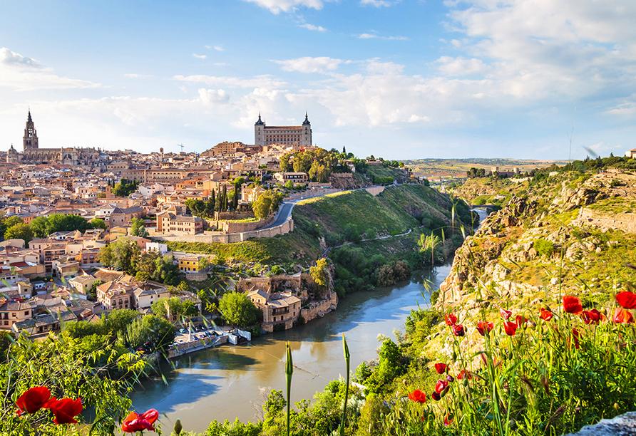 Zentral- und Nordspanien entdecken, Toledo