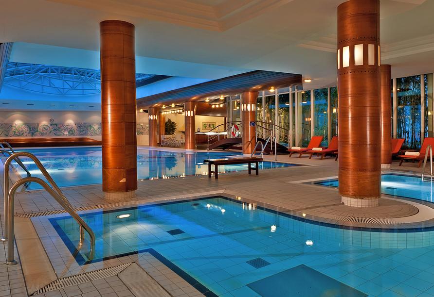 Radisson Blu Park Hotel Dresden, Wellnessbereich