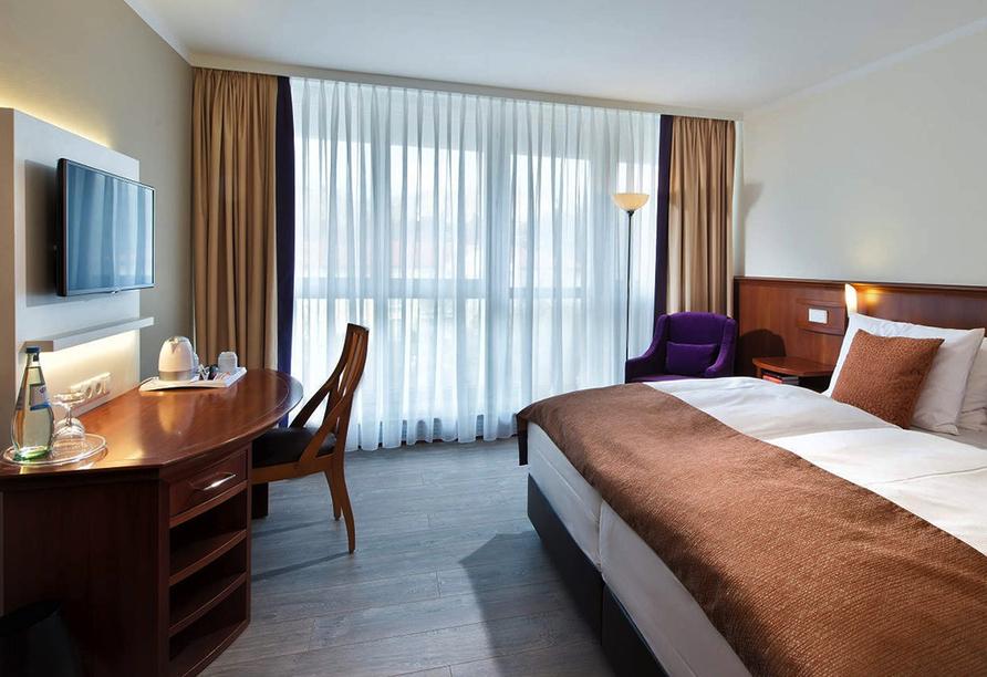 Radisson Blu Park Hotel Dresden, Zimmer