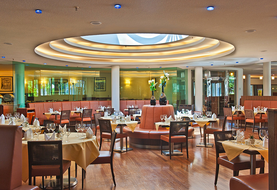 Radisson Blu Park Hotel Dresden, Restaurant Nizza