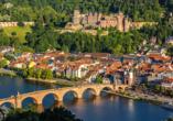 MS Andrea, Heidelberg