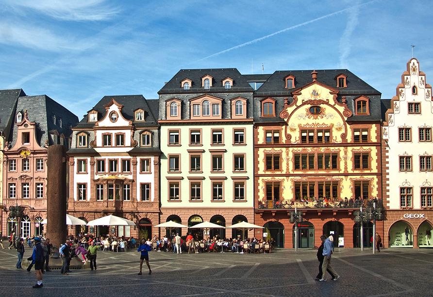 MS Andrea, Mainz