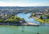 MS Andrea, Koblenz
