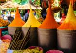 Marokkos Zauber erleben, Marrakesch Markt