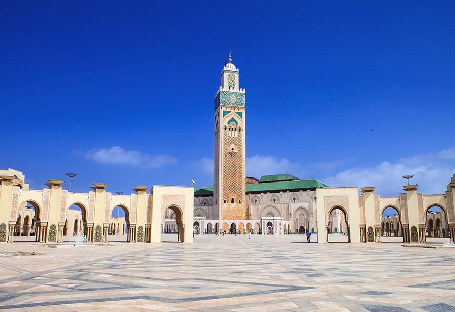 Marokkos Zauber erleben, Casablanca