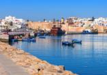 Marokkos Zauber erleben, Rabat