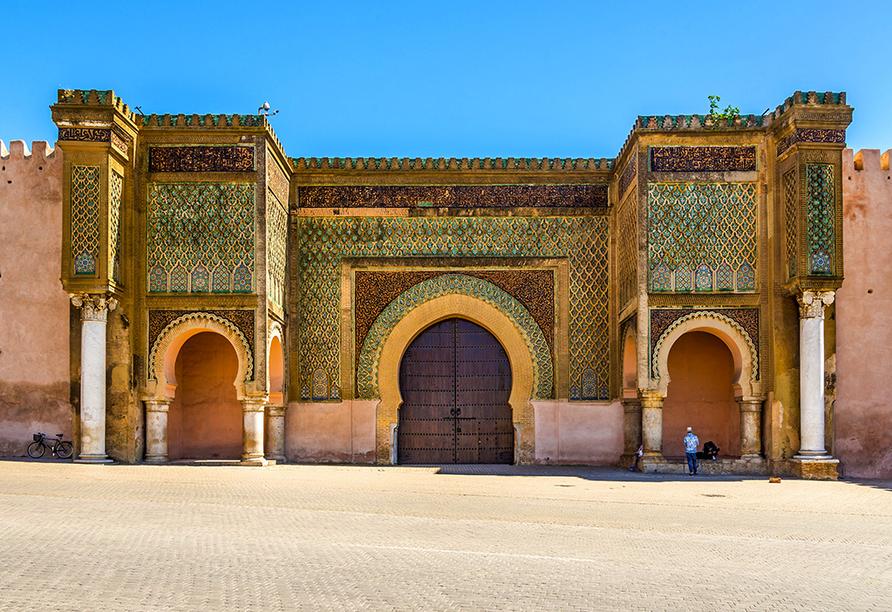 Marokkos Zauber erleben, Meknès