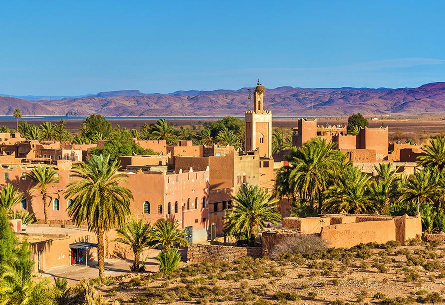 Marokkos Zauber erleben, Ouarzazate
