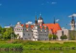 Heidehotel Lubast, Dessau Schloss