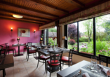 Brit Hotel Relais du Ried in Bischwihr, Restaurant