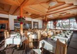 Blu Hotels Senales in Kurzras Schnastal Südtirol, Restaurant