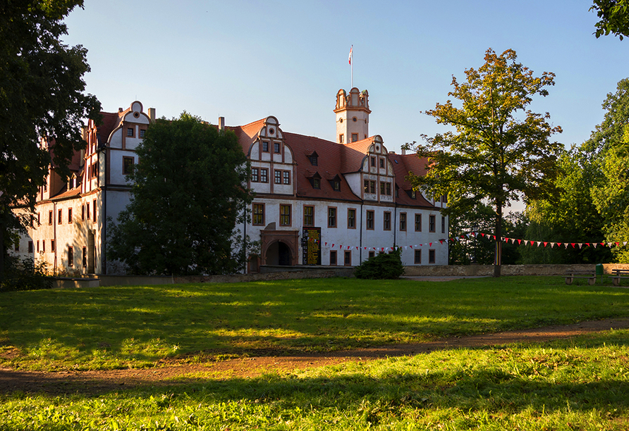 Parkhotel Meerane, Schloss Forderglauchau
