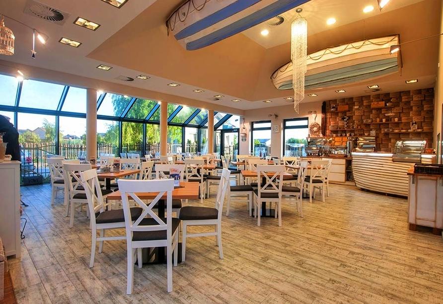Hotel Fenix SPA Henkenhagen Polnische Ostsee, Restaurant