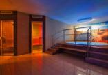Hotel Fenix SPA Henkenhagen Polnische Ostsee, Wellnessbereich
