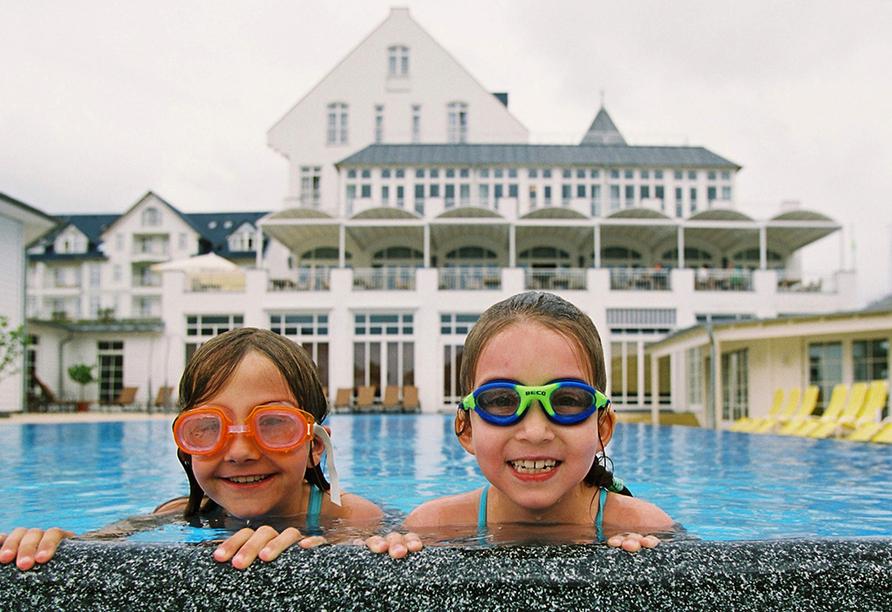 Precise Resort Schwielowsee, Außenpool