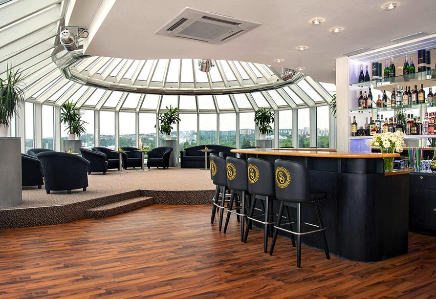 Hotel Cosmopolitan Bobycentrum, Cosmo Sky Lounge