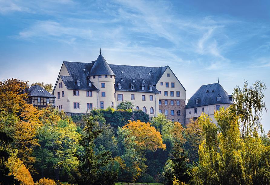 Parkhotel Kurhaus in Bad Kreuznach, Ebernburg