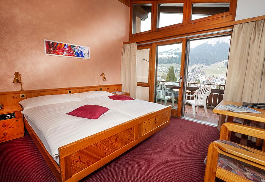 T3 Hotel Mira Val, Zimmerbeispiel