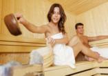 T3 Hotel Mira Val, Sauna