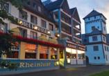 Hotel Rheinlust Boppard, Hotelansicht