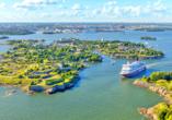 Rundreise durch Schweden, Norwegen und Finnland, Viking Line