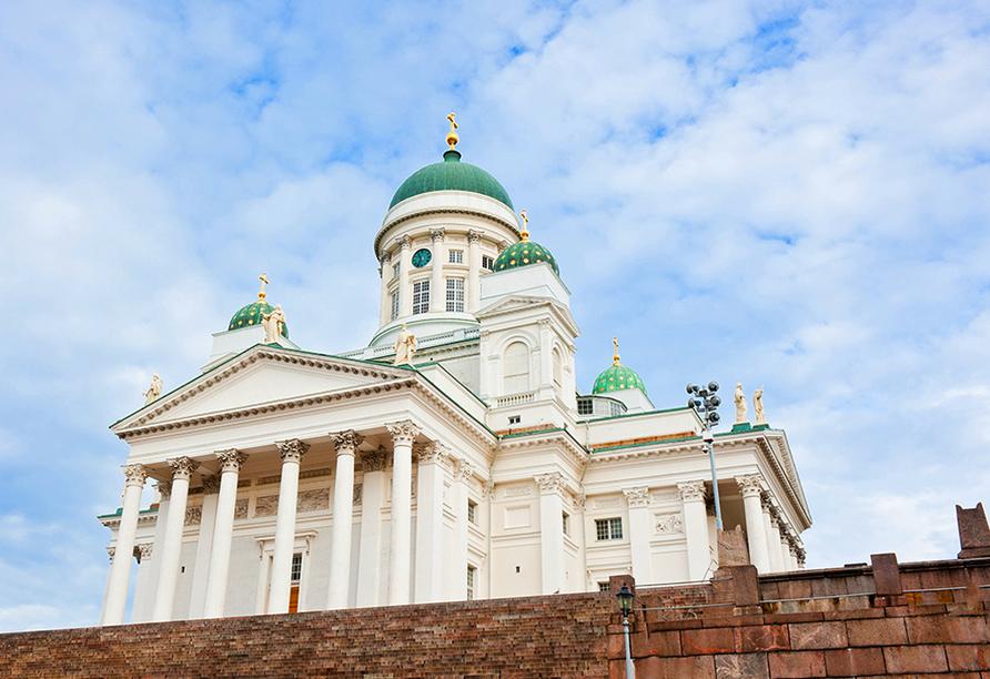 Rundreise durch Schweden, Norwegen und Finnland, Helsinki