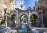 Celestyal Olympia, Altstadt Antalya