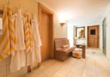 Hotel Kertess in St. Anton am Arlberg, Wellnessbereich