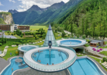 First Mountain Hotel Ötztal Längenfeld Tirol Österreich, ©AQUA DOME