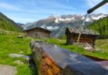 First Mountain Hotel Ötztal Längenfeld Tirol Österreich, Wanderung
