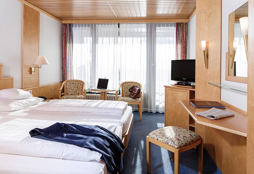 Hotel Stadt Breisach, Beispiel Doppelzimmer